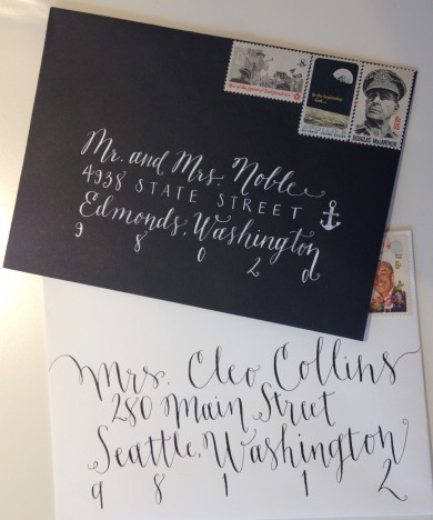 Calligraphy Classes At Paper Delights