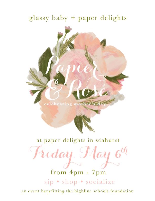 Papier-&-Rosé
