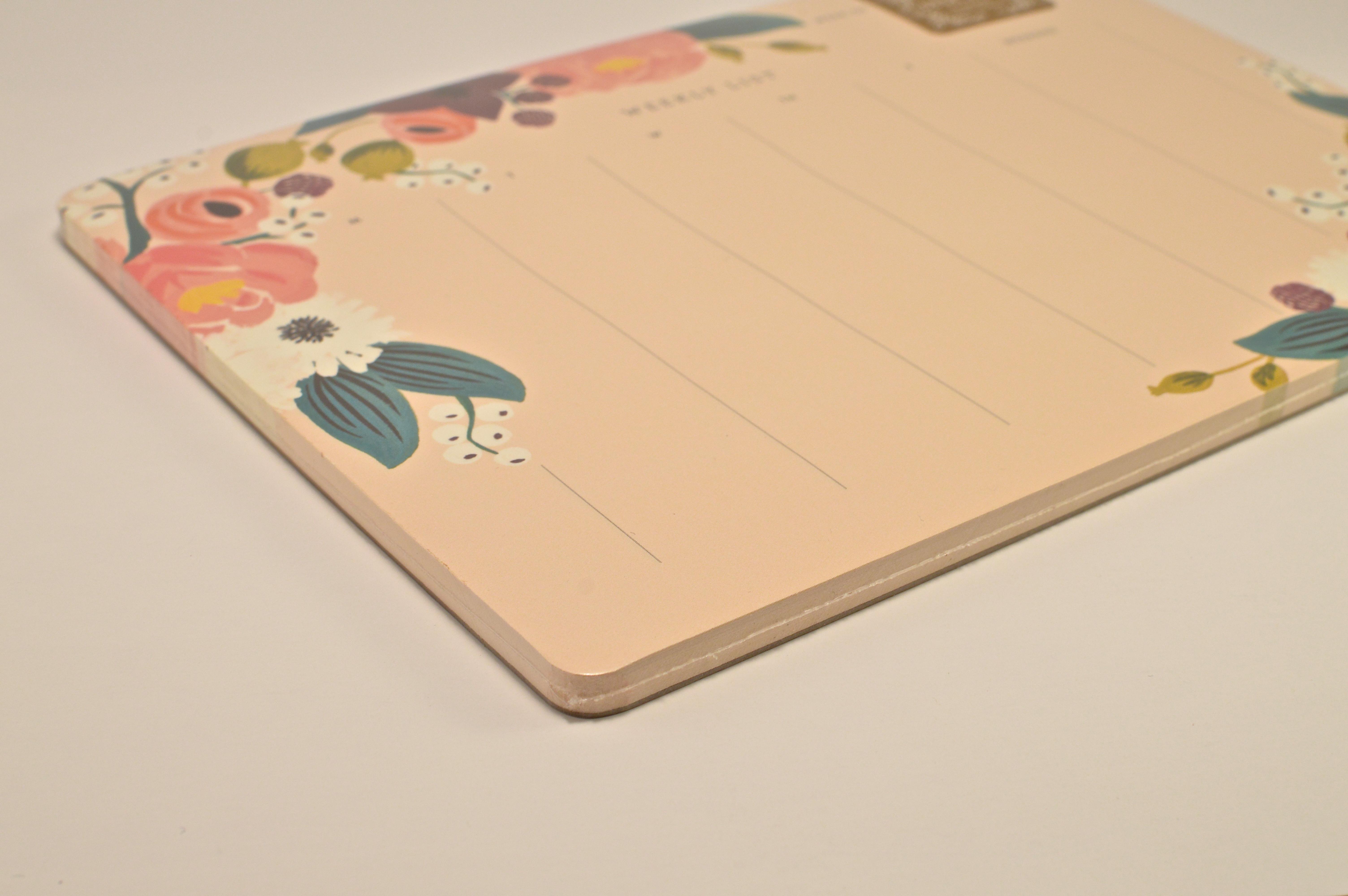 Paper Desk Pad Design Ideas